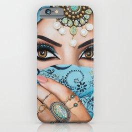Areej iPhone Case