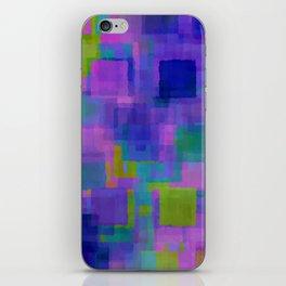 Digital#6 iPhone Skin