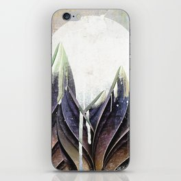 My magical beans garden iPhone Skin