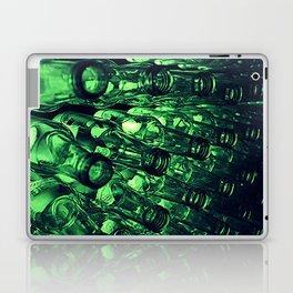 Green Bottles Laptop & iPad Skin