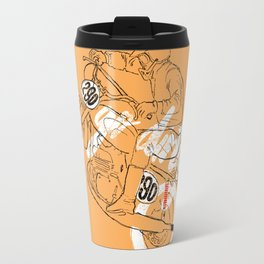 go dirty Travel Mug