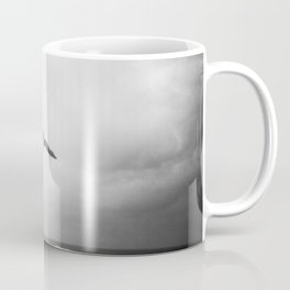 """Ghost Bird"" - California Coast Holga double exposure Coffee Mug"