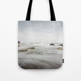 The Incoming Storm Tote Bag