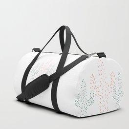Watercolor Cactus Duffle Bag