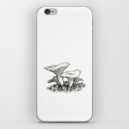 Kantarelli iPhone Skin