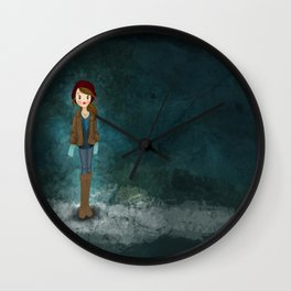 Room to Be Wall Clock