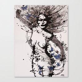 Dala Canvas Print
