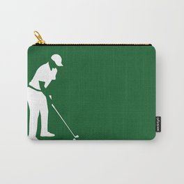 Golf player Carry-All Pouch