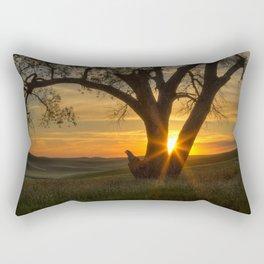Palouse Sentinel Rectangular Pillow