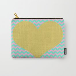 Pink Mindy  Carry-All Pouch