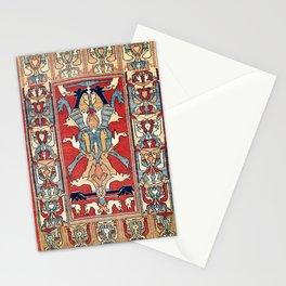 Sehna Kurdish Northwest Persian Rug Print Stationery Cards