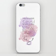 All These Little Things iPhone Skin