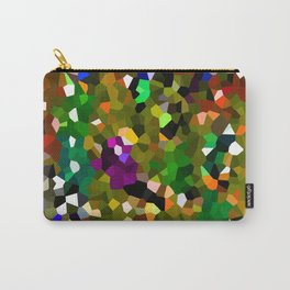 Cinnamon and Spice Carry-All Pouch