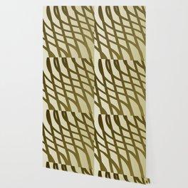 Sepia swing lines Wallpaper