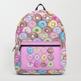 Donut Invasion Backpack