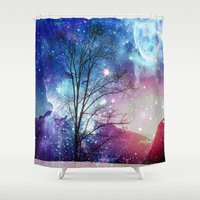 twilight Shower Curtains featuring Twilight by haroulita