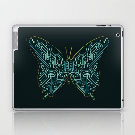Mechanical Butterfly Laptop & iPad Skin