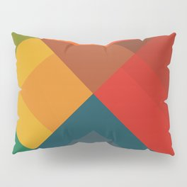 Abstract Composition 632 Pillow Sham