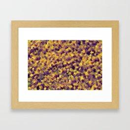 Spatzle Framed Art Print