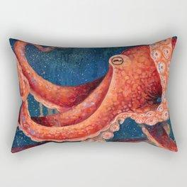 Below the Storm Rectangular Pillow
