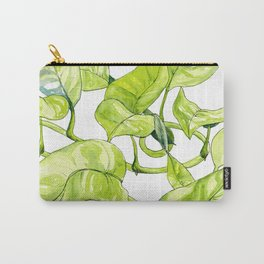 Devils Ivy Illustration Carry-All Pouch