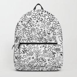 Flowers Always Backpack