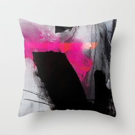 Kinda Have This Thing with Pink 03 Throw Pillow