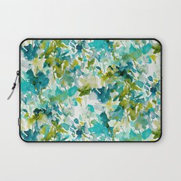 Local Color (Teal) Laptop Sleeve