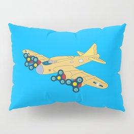 Fidget Plane Pillow Sham