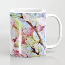 Under the Cherry Blossom Tree-picture #2 Coffee Mug