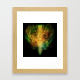 New World Hypostasis: One Framed Art Print