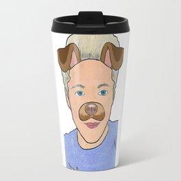 Snappy dog Niall Travel Mug