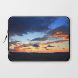 Athens Sunset Laptop Sleeve