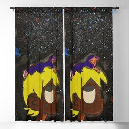Uzi,painting,mini,small,poster,eternal,album,original,art,artwork,decor,rap,rapper,dope,canvas,cool, Blackout Curtain