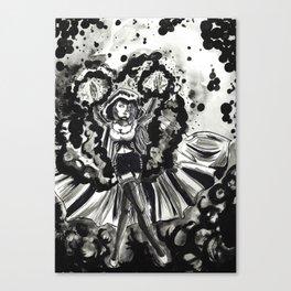 Telekinesis Power - Inktober '16  Canvas Print