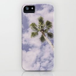 PALMS BEACH iPhone Case