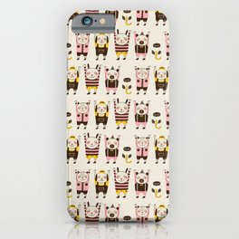 Put Your Hands Up iPhone Case