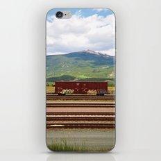 Train Car. iPhone & iPod Skin