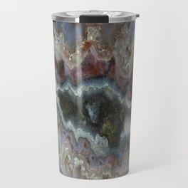 Cady Mountain Banded Agate Travel Mug
