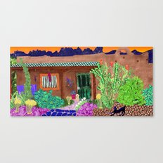 mesilla Canvas Print