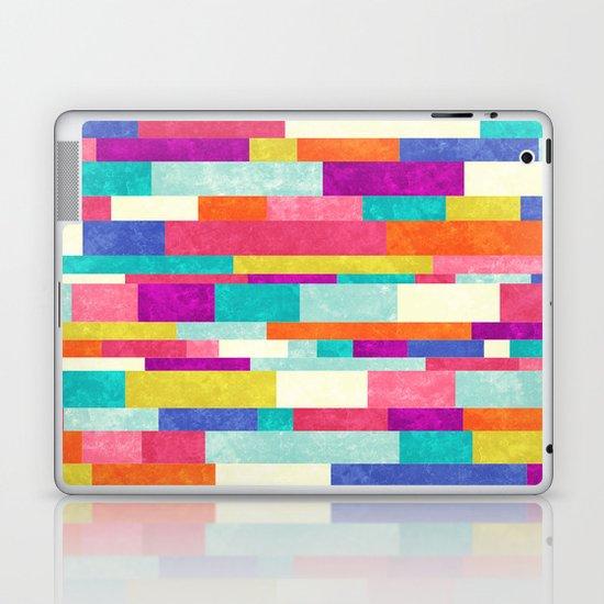 Happy Go Lucky Laptop & iPad Skin