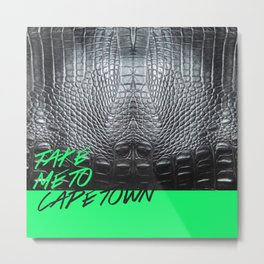 Take me to ... Cape Town Metal Print