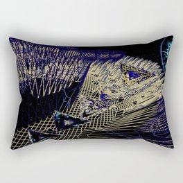 space world Rectangular Pillow