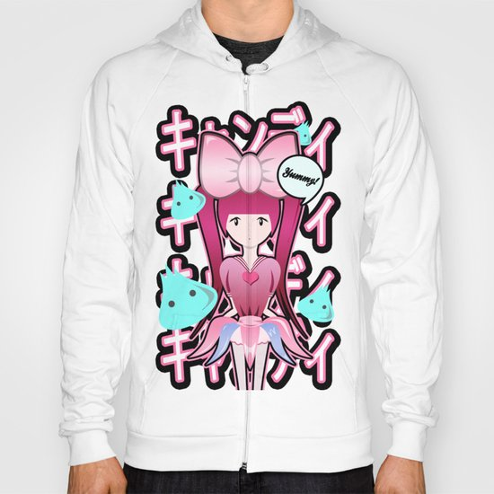 CANDY CANDY. Hoody