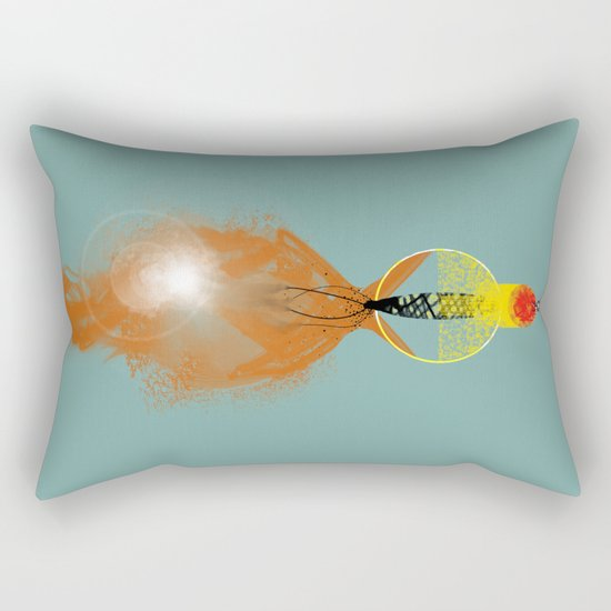 1 Rectangular Pillow