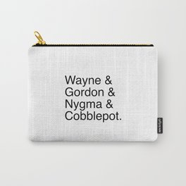 Gotham's Best Carry-All Pouch