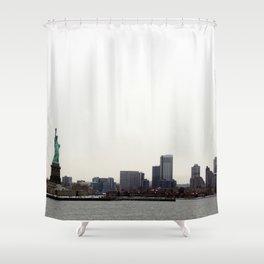 New York....... New York Shower Curtain