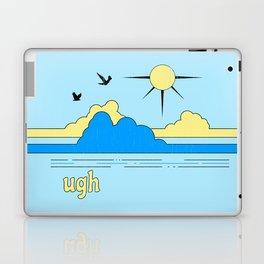 Ugh Laptop & iPad Skin