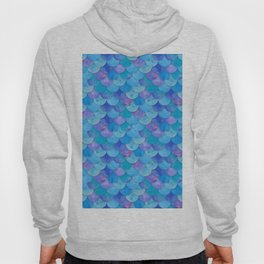 Mermaid Scale Hoody