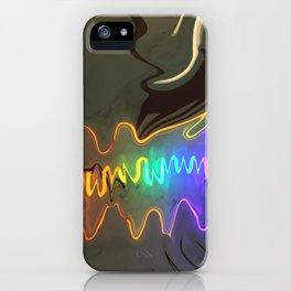 i said meow iPhone Case
